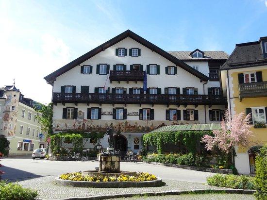 Gasthof Zur Post St Gilgen Austria Review Hotel