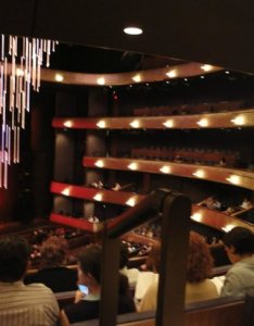 Winspear opera house also experience depends on your seat location review of rh tripadvisor