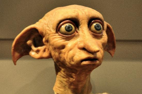 Image result for dobby from lord of the rings