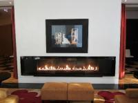 lounge fireplace - Picture of Kimpton Hotel Palomar ...