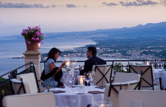Grand Hotel Timeo Restaurant Taormina  Updated 2019 Restaurant Reviews Photos  Reservations