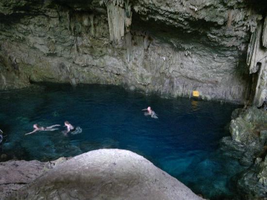 Cueva de Saturno en Varadero, Matanzas, Cuba.