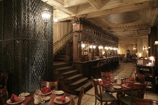 Restaurant Cafe Pushkin Moscow