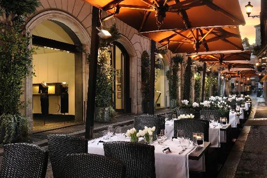 Cafe Romano Rome  Centro  Restaurant Reviews Photos