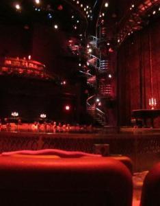 Zumanity cirque du soleil stage also picture of las vegas rh tripadvisor