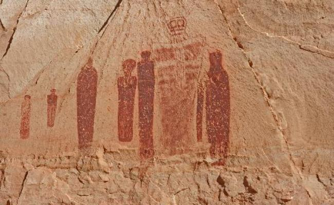 The Holy Ghost Group Picture Of Horseshoe Canyon