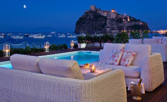 Miramare e Castello Hotel Ischia Italy 224 Hotel