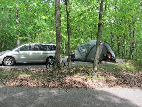 Greenbrier Campground Camp