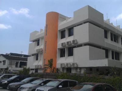 Walking distance from Island Hospital - Review of Bahagia ...