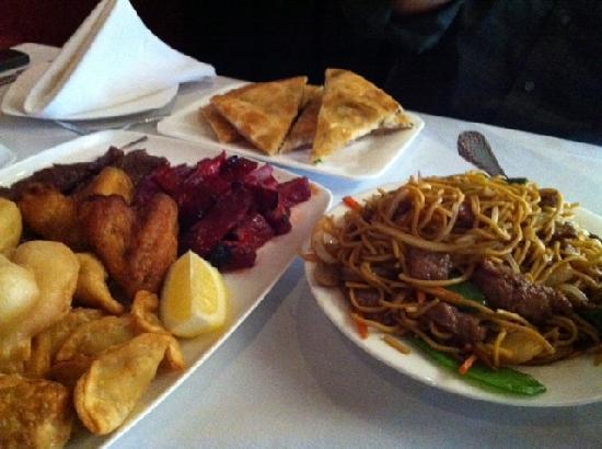 Quans Kitchen Hanover  Menu Prices  Restaurant