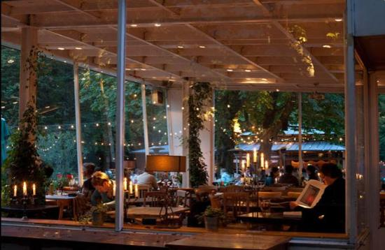 Restaurant Cafe Huftgold Berlin