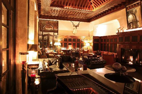 salon anglais  Picture of LHeure Bleue Palais Essaouira  TripAdvisor