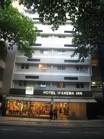 Hotel Ipanema Inn Picture Of Ipanema Inn Rio De Janeiro