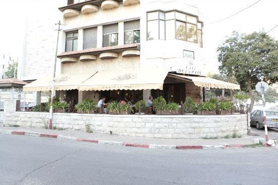 Foto's van Cafe de la Paix, Ramallah