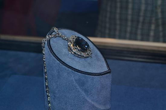 The Hope Diamond  Picture of Smithsonian Institution