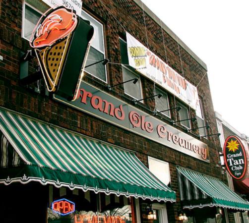 Grand Ole Creamery Saint Paul  750 Grand Ave  Menu Prices  Restaurant Reviews  TripAdvisor
