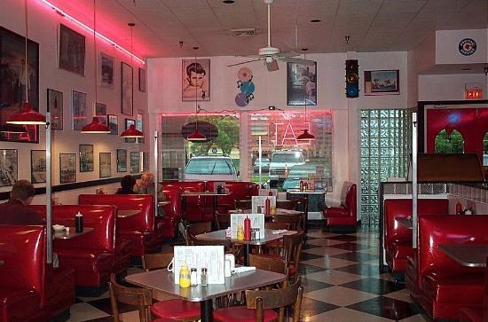 Nicks 50s Diner West Palm Beach  116 Reviews  Menu