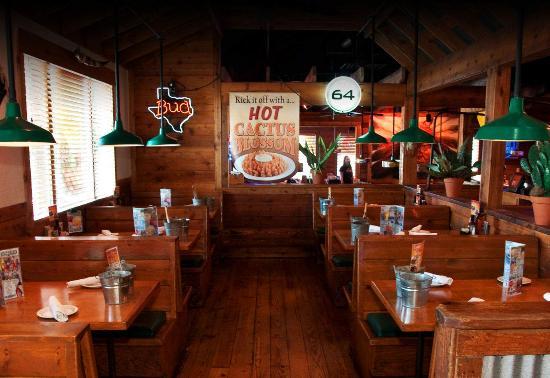 Texas Roadhouse Lubbock  Menu Prices  Restaurant