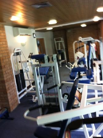 La Fitness Kenwood : fitness, kenwood, Upstairs, Picture, Mercure, Sheffield, Kenwood, Tripadvisor