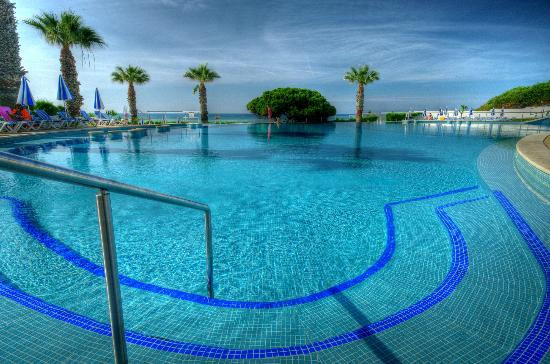 Basen Hotelowy Picture Of Grand Muthu Oura View Beach Club