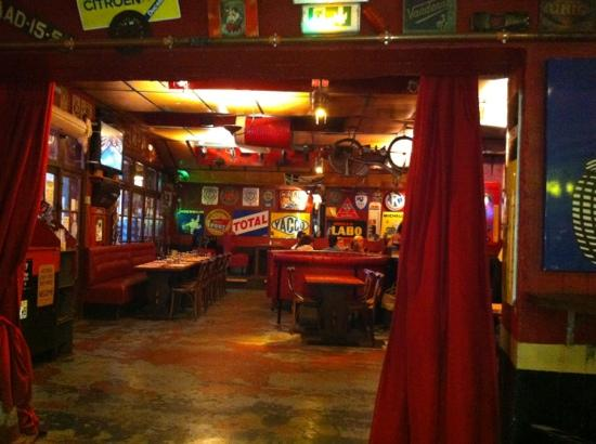 Le Garage Amsterdam : Restaurant le garage restaurant deauville adresse