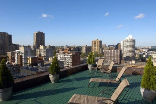 Roof Top Terrasse  Picture of LAppartement Hotel Montreal  TripAdvisor