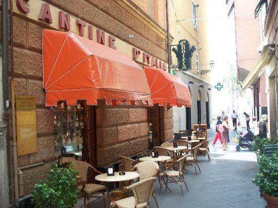 Enoteca Cantine DItalia Rapallo  Ristorante Recensioni Numero di Telefono  Foto  TripAdvisor