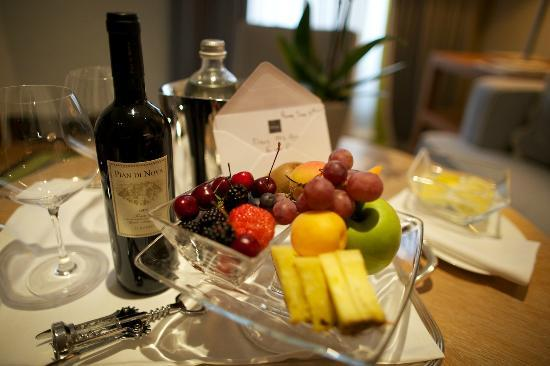 best luxury hotel rome