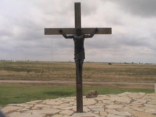 the three crosses picture