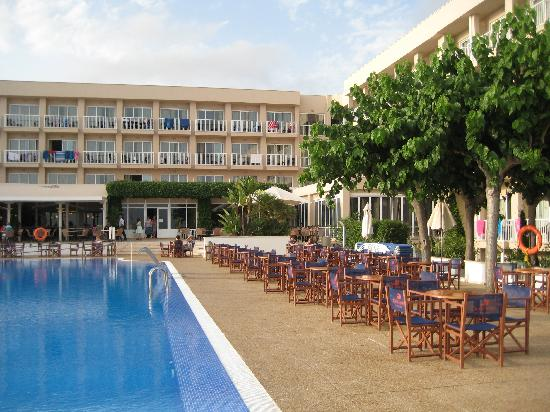 Piscina  Foto de Hotel Club Sur Menorca Sant Lluis