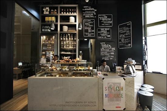 Kiosk Cafe Bangkok  Khlong Toei  Restaurant Reviews