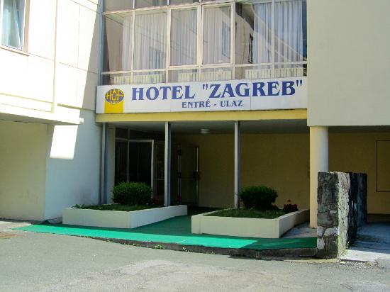 Hotel Zagreb 53 7 7 Prices Reviews Croatia