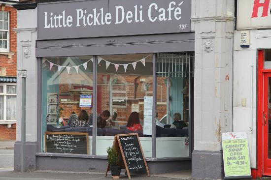 Fotografías de Little Pickle Deli Cafe - Fotos de Restaurante