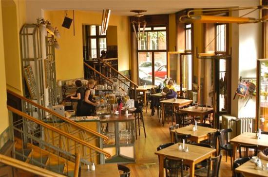 Cafe Butter Berlin  Prenzlauer Berg  Restaurant Reviews