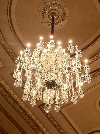 Playhousesquare Palace Theater Chandelier