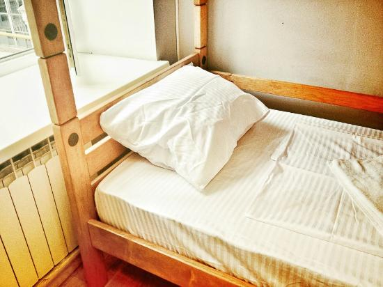 Pumba Hostel New Wooden Beds With Comfy Mattresses And Pillows