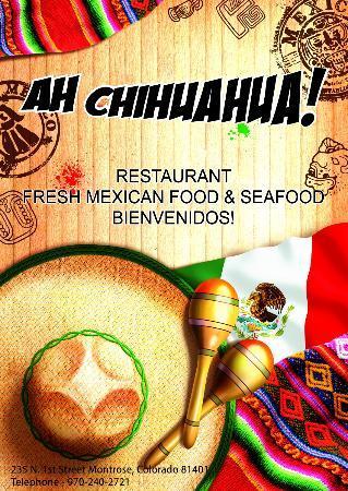 Ah Chihuahua Montrose  Restaurant Reviews Phone Number  Photos  TripAdvisor