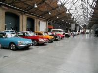 View on entry - Picture of Classic Remise Berlin, Berlin ...