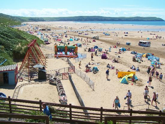 Woolacombe beach (45243591)