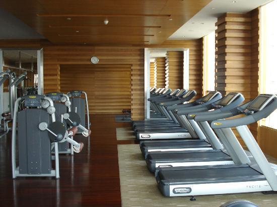 Fitness Centre Picture Of Grand Hyatt Guangzhou Tripadvisor
