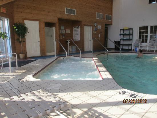 Indoor Spa Picture Of Baileys Harbor Yacht Club Resort