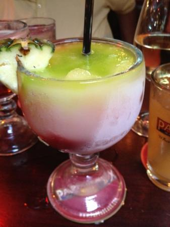 Swamp Thing Frozen Drink  Picture of Pappadeaux Seafood