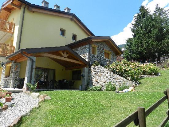 la terrazza del nostro bar  Picture of Residence Hotel Raggio di Luce Ponte di Legno  TripAdvisor