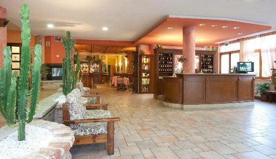 Hotel Commercio Roccaforte Mondovi Italie  voir les
