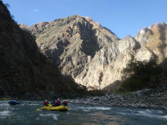 Activities Peru Rafting tours: Apurimac Canyon
