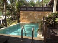 the pool villa - Picture of Andaman White Beach Resort ...