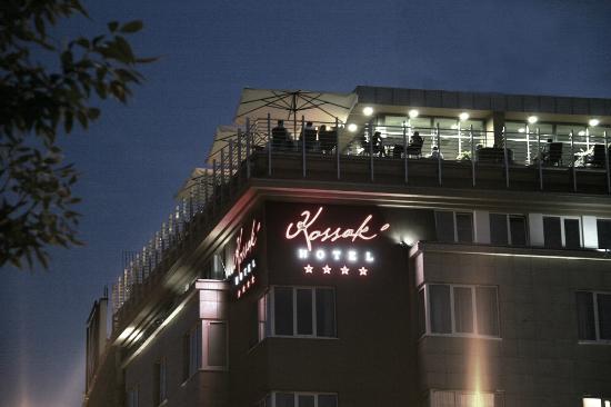 Hotel Kossak Picture Of Cafe Oranzeria Krakow Tripadvisor