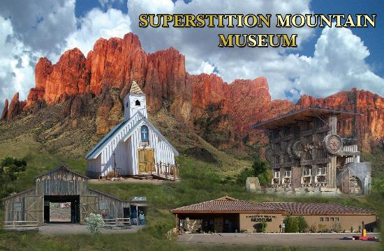 Superstition Mountain Museum Apache Junction  2018 All