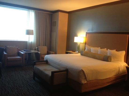 Waterfront premium king room  Picture of Harrahs Resort Atlantic City Atlantic City  TripAdvisor