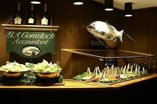 Restaurant: Chuck's Steak House